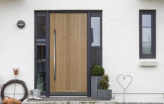 Bauen mit Haustüren von HolzLand Bunzel in Marl und Hamm