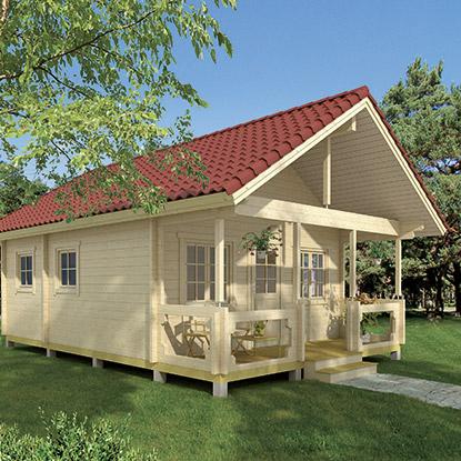 Individuelle Gartenhäuser von HolzLand Bunzel in Marl und Hamm