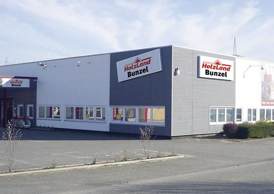 Kontakt zum Standort HolzLand Bunzel in Marl