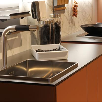 Küche anpassen mit Spülen von HolzLand Bunzel in Marl und Hamm