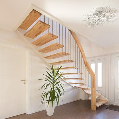 Treppen nach Maß von HolzLand Bunzel in Marl und Hamm