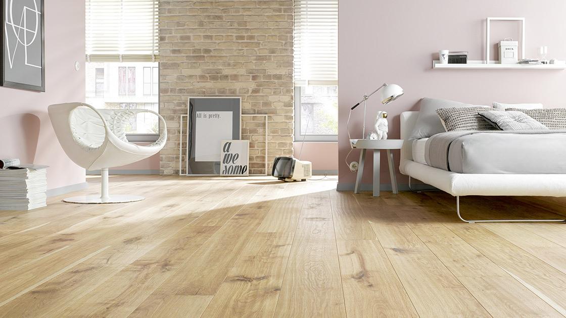 Wohnen mit Böden von HolzLand Bunzel in Marl und Hamm