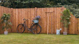 Sichtschutz aus Holz von HolzLand Bunzel in Marl und Hamm