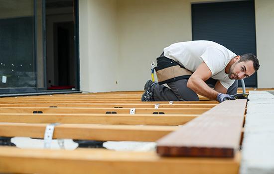 Terrassen Montage von HolzLand Bunzel in Marl und Hamm