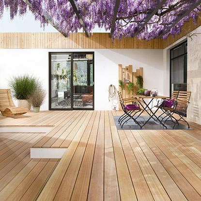 Helle Terrassen von HolzLand Bunzel in Marl und Hamm