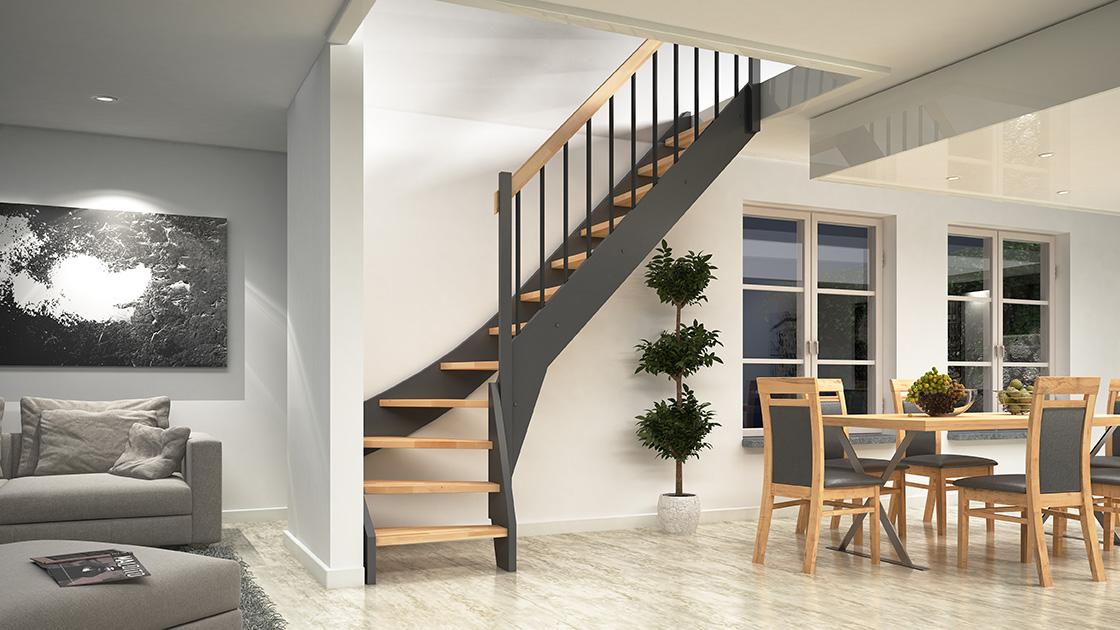 Wohnen mit Treppen von HolzLand Bunzel in Marl und Hamm
