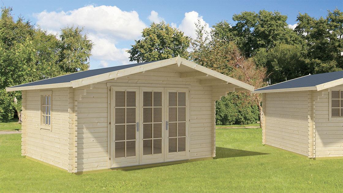 Garten Gerätehaus mit HolzLand Bunzel in Marl und Hamm