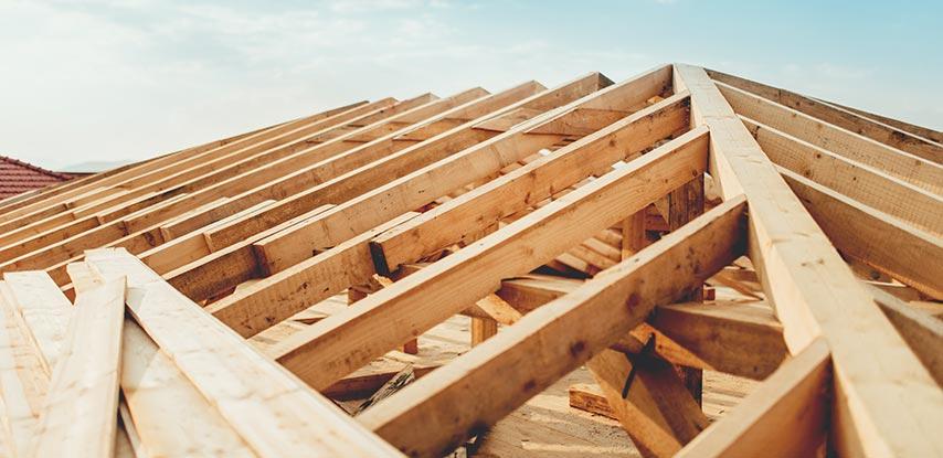 Bauholz Sortiment von HolzLand Bunzel in Marl und Hamm