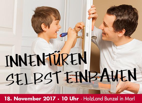 DIY-Seminar bei HolzLand Bunzel in Marl