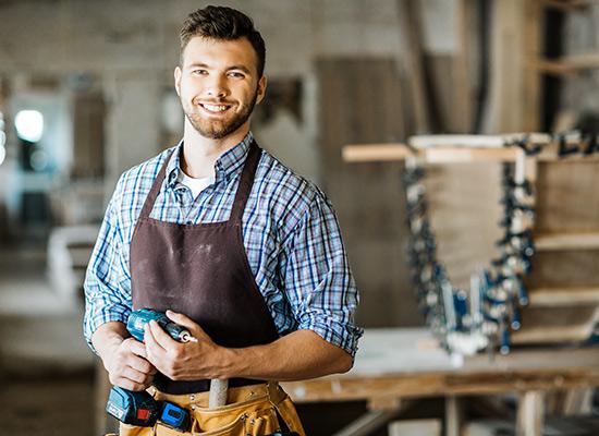 Holzprofis für Profikunden bei HolzLand Bunzel in Marl und Hamm