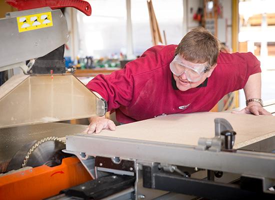 Maschinenverleih für Profikunden bei HolzLand Bunzel in Marl und Hamm