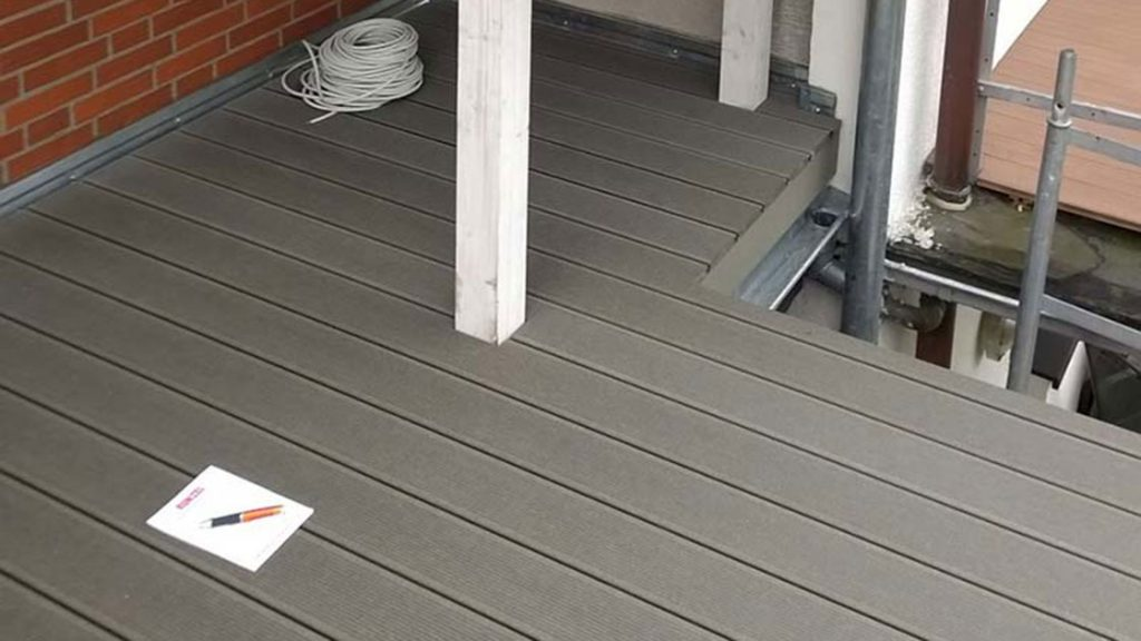 Referenzen Außen Dachterrasse von HolzLand Bunzel in Marl und Hamm