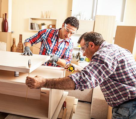 schreinerei und service holzland bunzel in marl und hamm. Black Bedroom Furniture Sets. Home Design Ideas