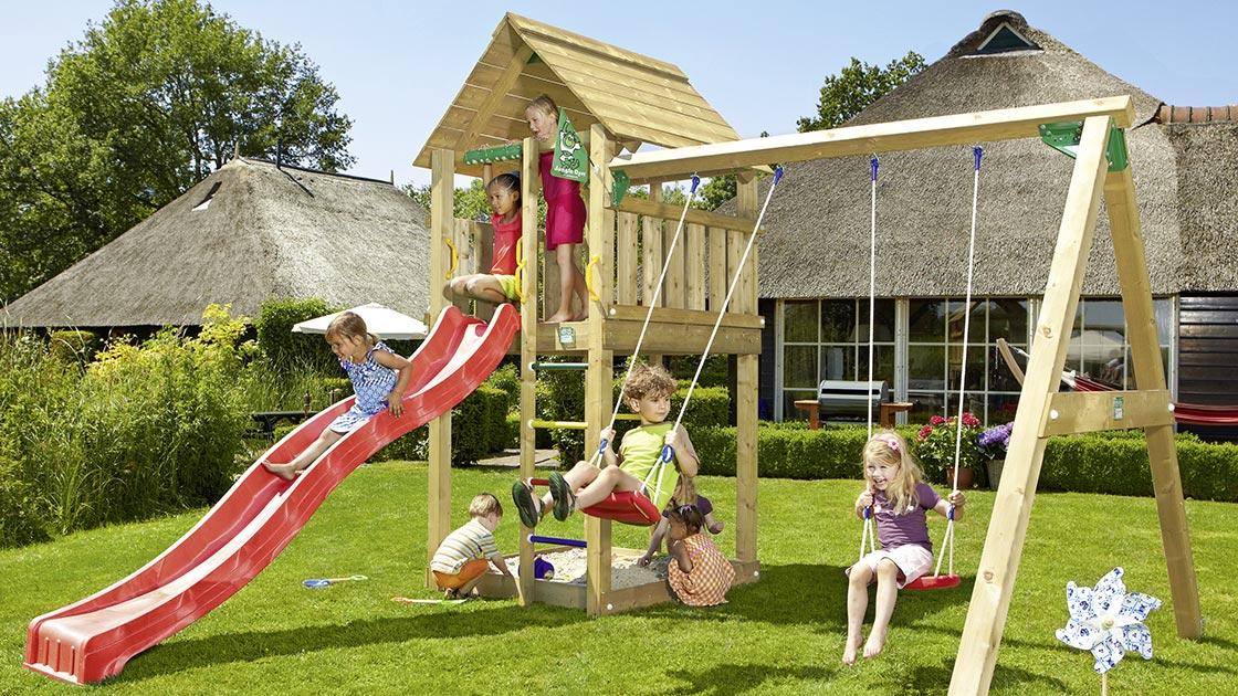Garten Spielgeräte mit HolzLand Bunzel in Marl und Hamm