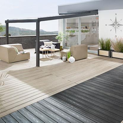 Terrassen Sortiment von HolzLand Bunzel in Marl und Hamm