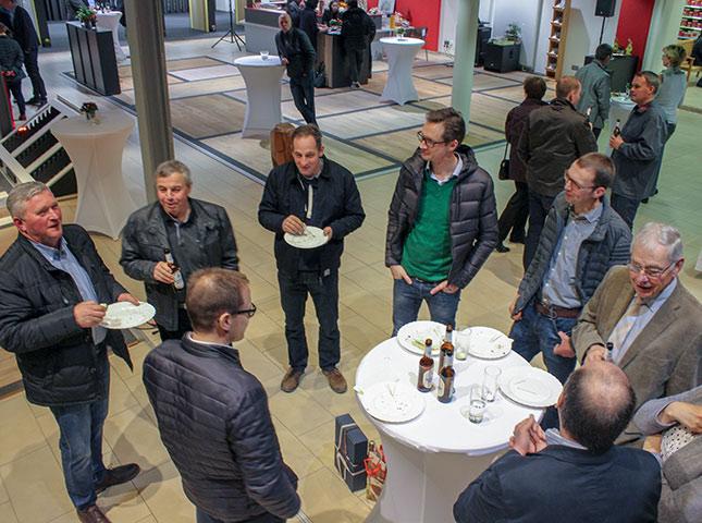 Eröffnung neuer Standort Hamm HolzLand Bunzel