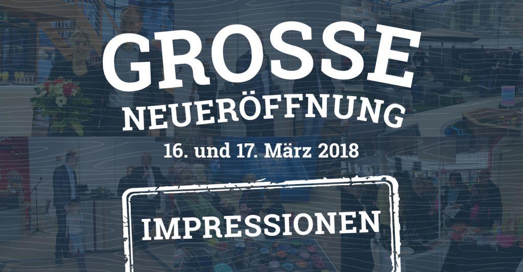 Impressionen Neueröffnung HolzLand Bunzel Hamm