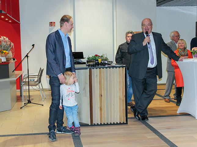 Rede Neueröffnung HolzLand Bunzel Hamm
