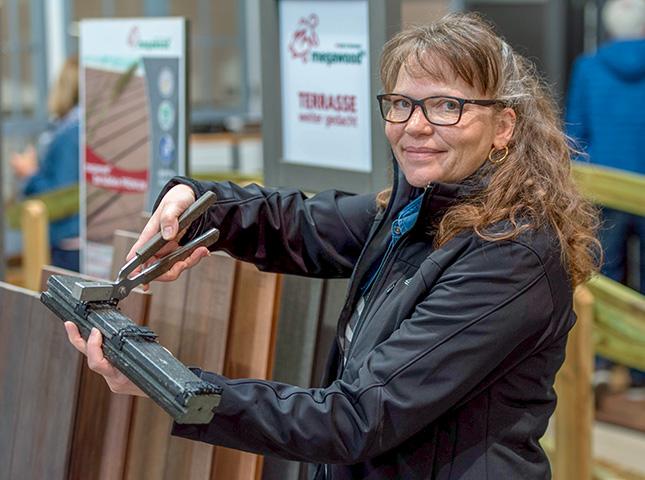 Seminar Terrasse verlegen bei HolzLand Bunzel