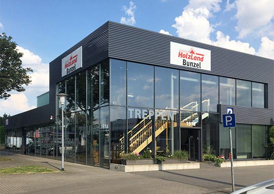 HolzLand Bunzel Standort Hamm