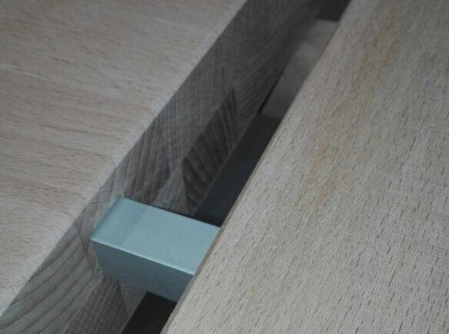 Erweiterung Echtholztisch | HolzLand Bunzel in Marl und Hamm