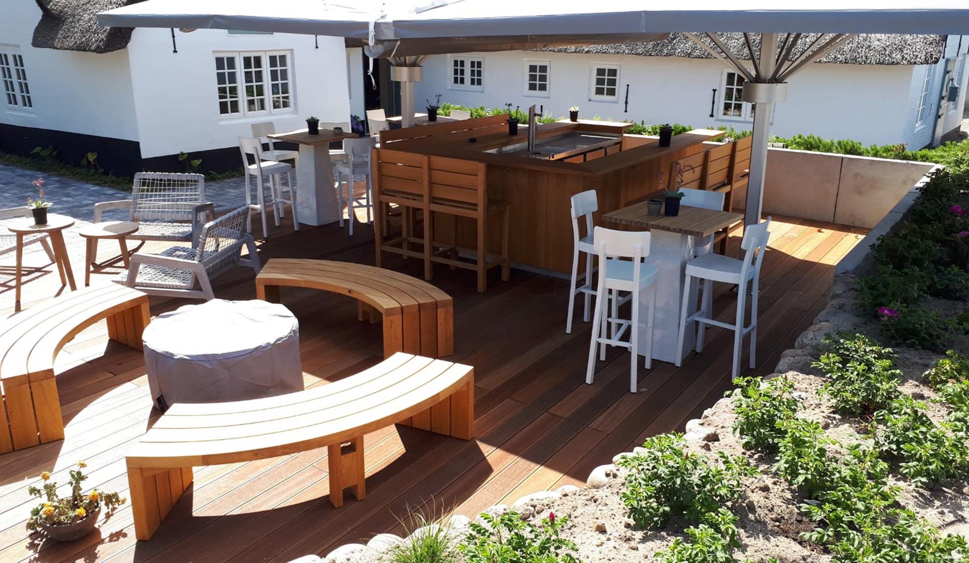 #dieallesschreiner auf Sylt | HolzLand Bunzel in Marl und Hamm | Renovierung Terrasse
