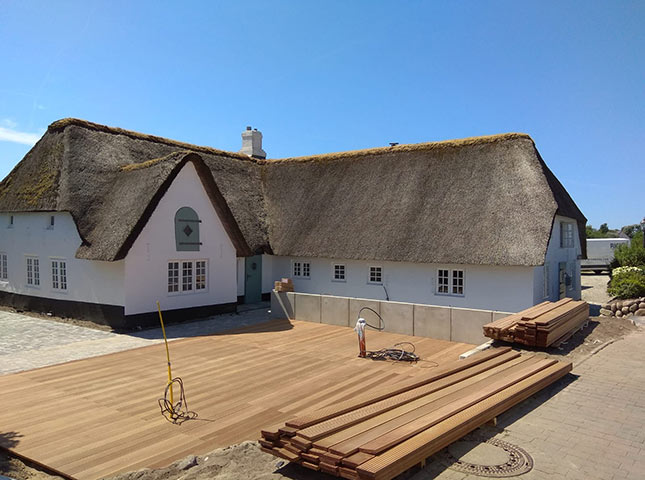 #dieallesschreiner auf Sylt | HolzLand Bunzel in Marl und Hamm | Renovierung Terrasse | Prozess