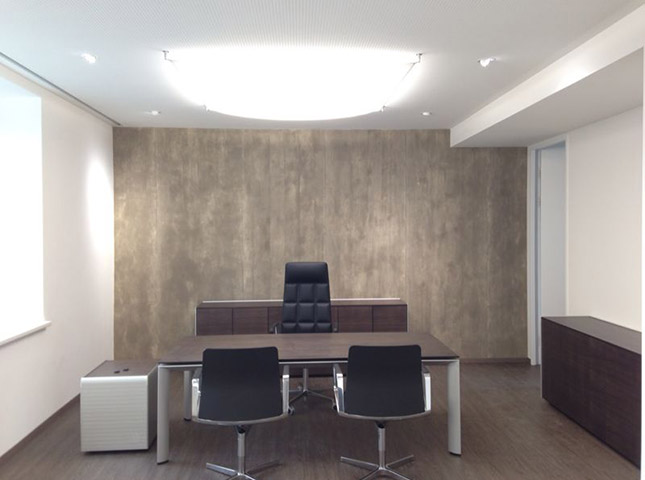 Wandpaneel Rollbeton Büro | Blog | HolzLand Bunzel in Marl und Hamm