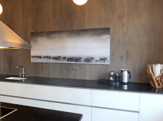 Wandpaneel Rollbeton Küche | Blog | HolzLand Bunzel in Marl und Hamm