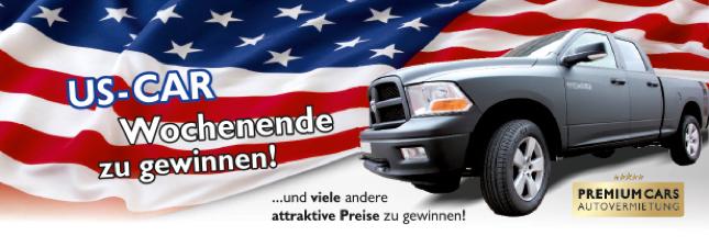 Hausmesse 2019 | US-Car | HolzLand Bunzel in Marl