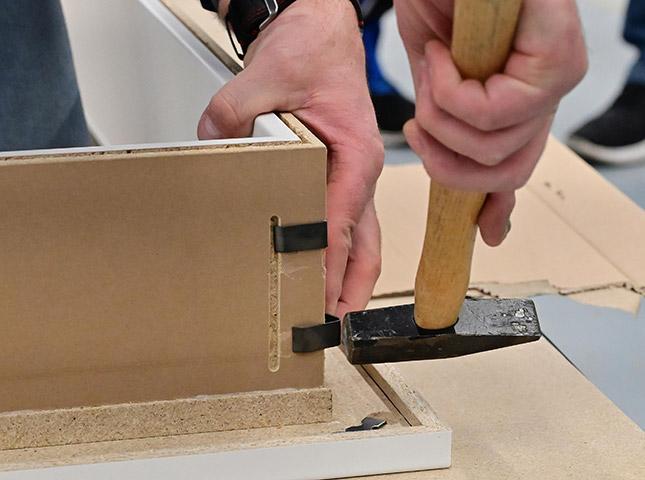Rückblick: Innentüren einbauen 2018 | DIY-Seminar | HolzLand Bunzel in Marl | Türen Winkel