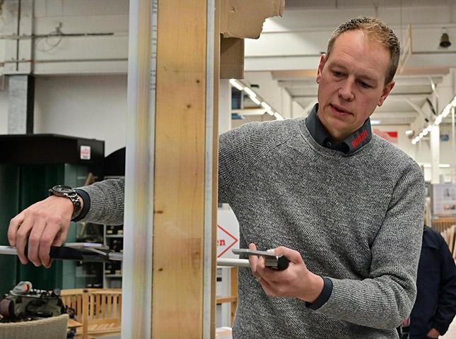 Rückblick: Innentüren einbauen 2018 | DIY-Seminar | HolzLand Bunzel in Marl | Türen Zarge