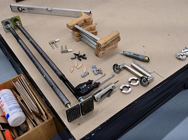 Rückblick: Innentüren einbauen 2018 | DIY-Seminar | HolzLand Bunzel in Marl | Türen-Werkzeug