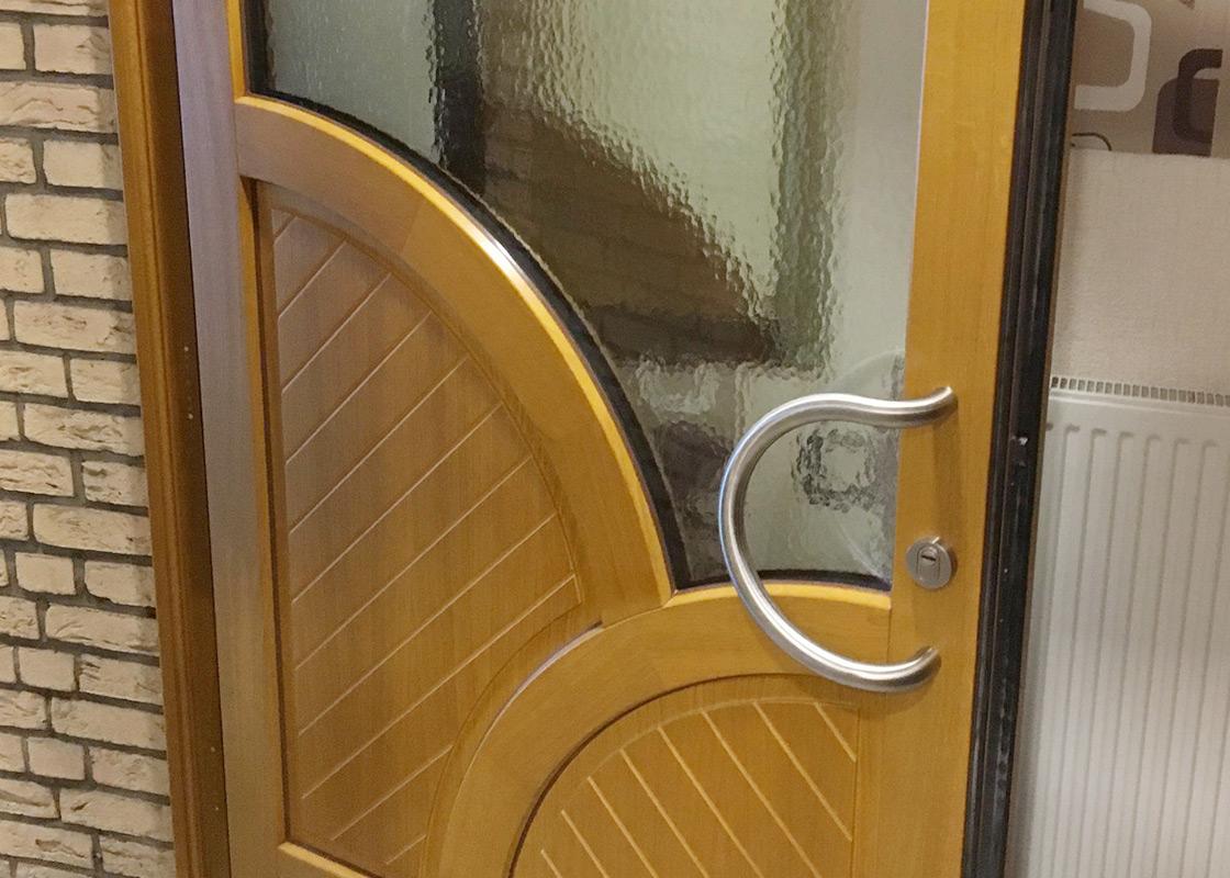 Reparatur Einbruchschaden Haustür | Referenzen | HolzLand Bunzel in Marl und Hamm