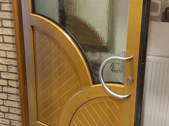 Reparatur Einbruchschaden Haustür | Referenzen Teaser | HolzLand Bunzel in Marl und Hamm
