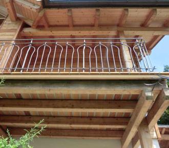 Alpha-Wing | Landhaus-Balkon | HolzLand Bunzel in Marl und Hamm