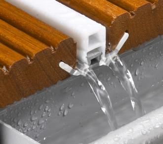 Wasserableitendes System Alpha-Wing | HolzLand Bunzel in Marl und Hamm
