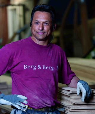Berg und Berg, Mitarbeiter | HolzLand Bunzel in Marl und Hamm