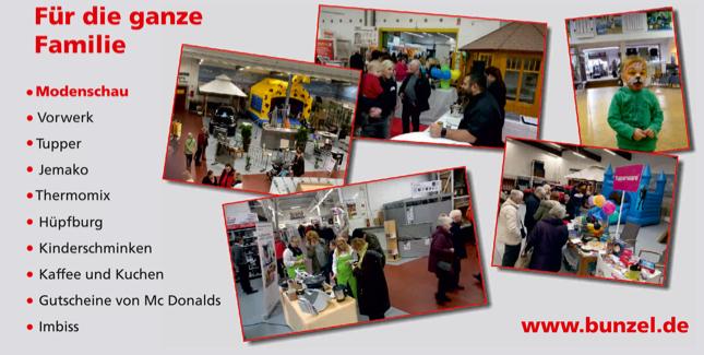 Hausmesse Hausmesse 2020, Attraktionen | HolzLand Bunzel in Marl, Attraktionen | HolzLand Bunzel in Marl
