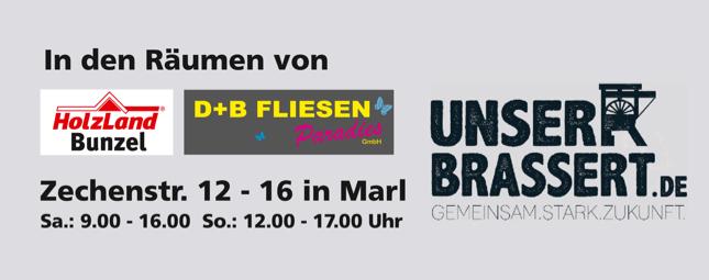 Hausmesse 2020, Standort | HolzLand Bunzel in Marl