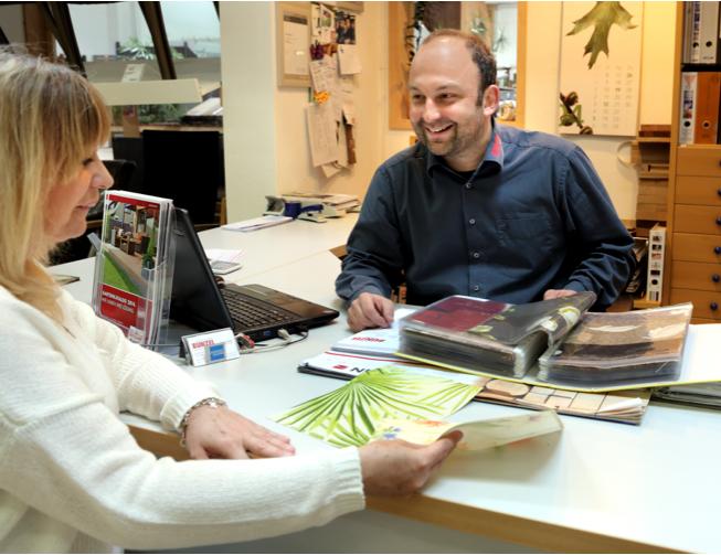 Beratung | HolzLand Bunzel in Marl und Hamm