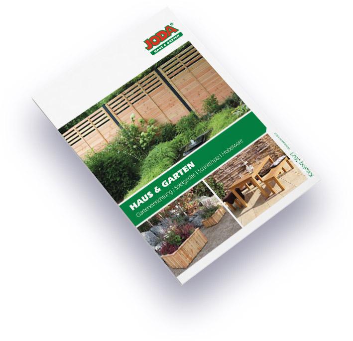 Joda-Katalog: Haus und Garten | HolzLand Bunzel in Marl und Hamm