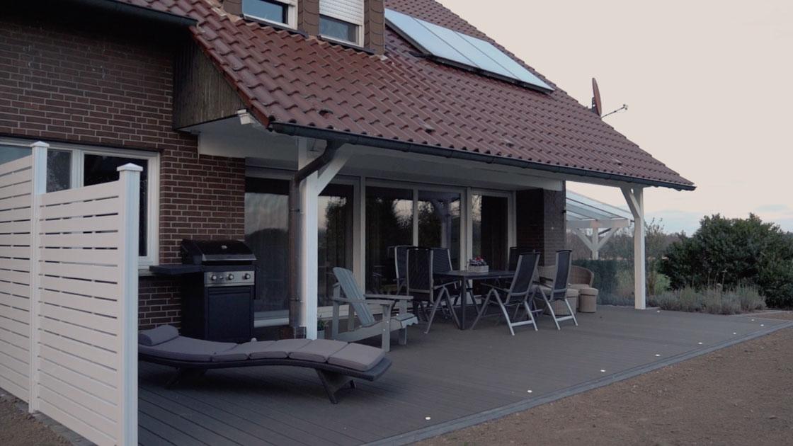Rundum sorglos zur Terrasse | HolzLand Bunzel in Marl und Hamm