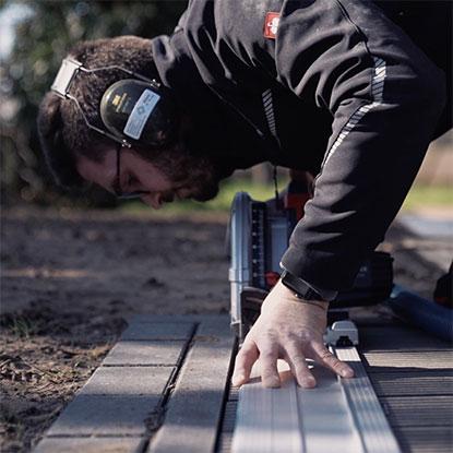 Unser Service um die Terrasse | HolzLand Bunzel in Marl und Hamm