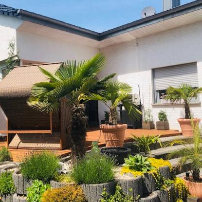 Mediterrane Terrasse aus Holz   HolzLand Bunzel in Marl und Hamm