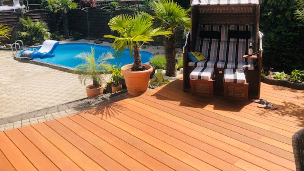 Volle Unterstützung bei der DIY-Terrasse | HolzLand Bunzel in Marl und Hamm